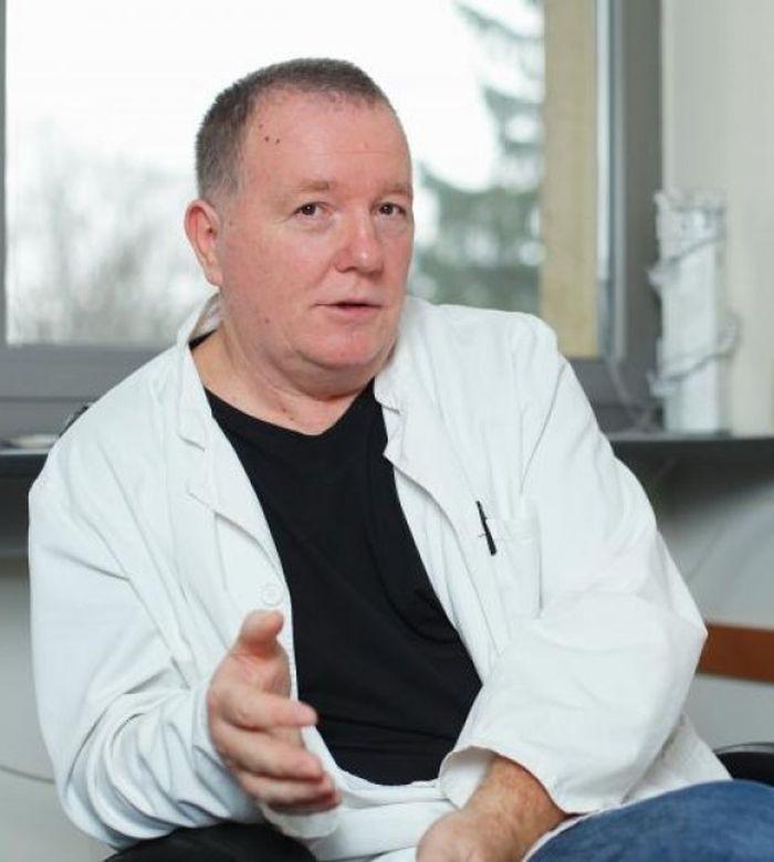 Prof. dr.sc. Ante Bagarić