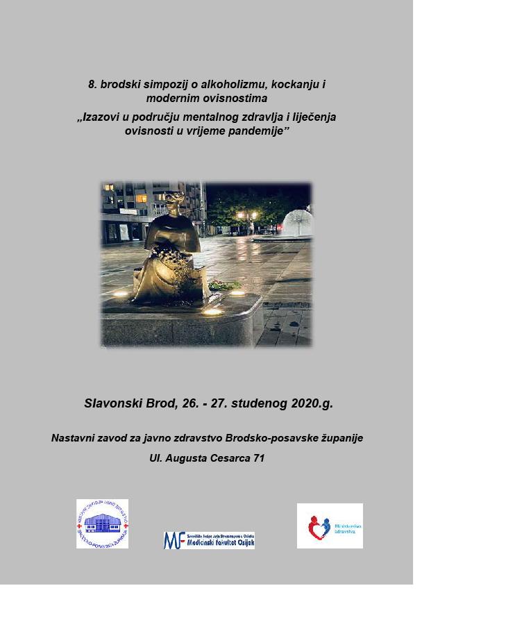 Zaključci 8. brodskog simpozija o alkoholizmu, kockanju i modernim ovisnostima